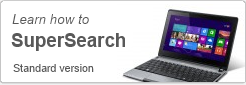 Learn how to SuperSearch - Standard Version