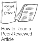 How to Read a Peer Reviewed Article