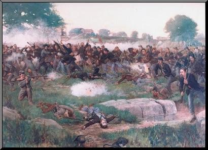 1minnp_1Charge of the 1st Minnesota.jpg (29358 bytes)